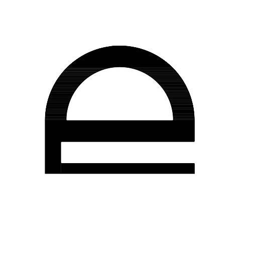 E shape for tractor - F2182