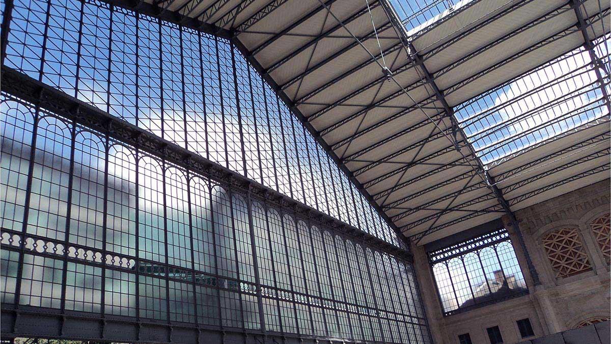 Verriere Gare Austerlitz