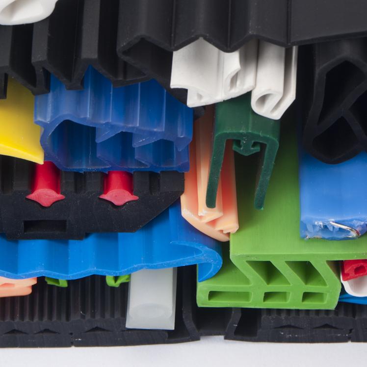 divers joints colorés